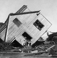 Hindsight: Video of Galveston After the 1900 Hurricane